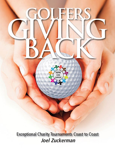 Golfer's Giving Back